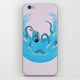 Kraken's Whirlpool iPhone Skin