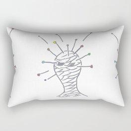 Head  Rectangular Pillow