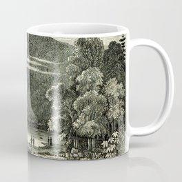 The Old Man of the Mountain Coffee Mug