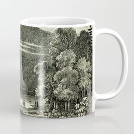 The Old Man of the Mountain Coffee Mug