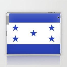 Honduras flag emblem Laptop & iPad Skin