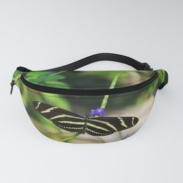 In the Company of Longwings Fanny Pack