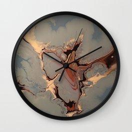 Hypnotic Strength Wall Clock
