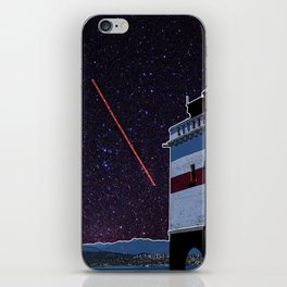 Stars in Stanley Park iPhone Skin