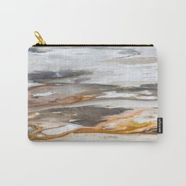 Yellowstone National Park - Thermophiles, Norris Geyser Basin Carry-All Pouch