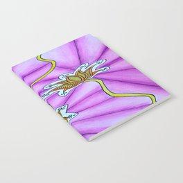 Lotus Flowers Notebook