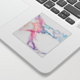Unicorn Vein Marble Sticker