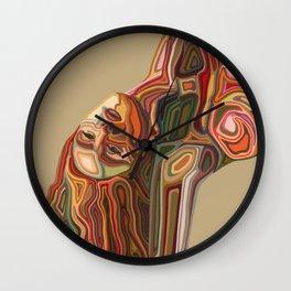 Modern Movement Wall Clock