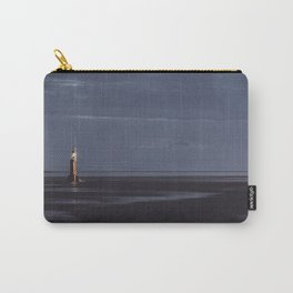 Submarine in Moonlight Carry-All Pouch