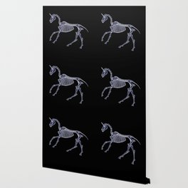 Unicorn Fossil Wallpaper