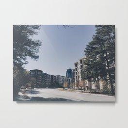 atlanta streets Metal Print