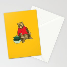 Pooh! Stationery Cards