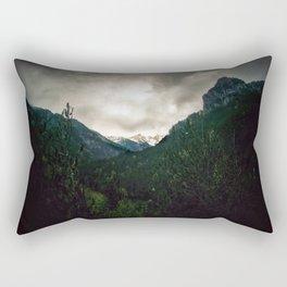 Wild nature explorer II Rectangular Pillow