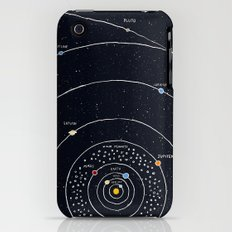 Solar system Slim Case iPhone (3g, 3gs)
