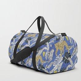 jungle marker pattern Duffle Bag