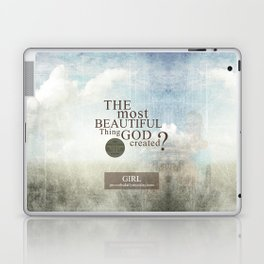 Most Beautiful Thing? Laptop & iPad Skin