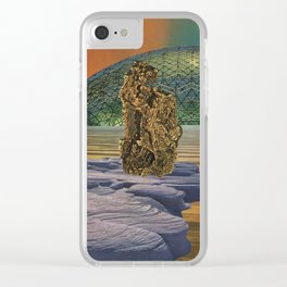 Elemental 2 Clear iPhone Case