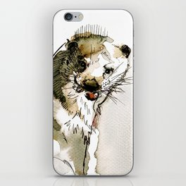 Totem Eurasian River Otter iPhone Skin