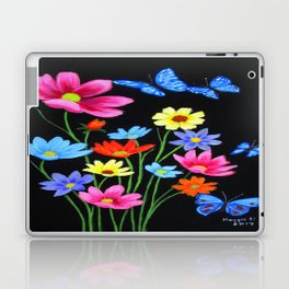 Wildflowers-3 Laptop & iPad Skin