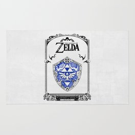 Zelda legend - Hylian shield Rug