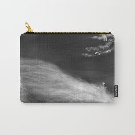 Brave mountain river at night Carry-All Pouch