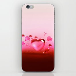- cuore - iPhone Skin