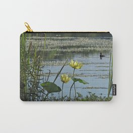 Lake Morning Carry-All Pouch