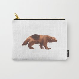 Les Animaux: Wolverine(s) Carry-All Pouch