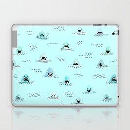 Sharkhead - Shark Pattern Laptop & iPad Skin
