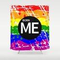 Freedom flag Rainbow Born Me by mailboxdisco