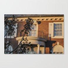 Hidden Place Canvas Print