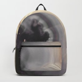 Taupe Agate Backpack
