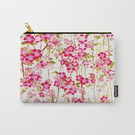 Cherry Blossom 1 Carry-All Pouch
