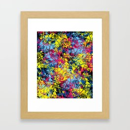 Abstract 6 Framed Art Print