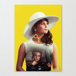 Gaby Canvas Print