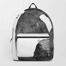 Fill me up. Backpack