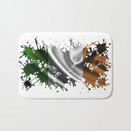 Irish Splatter Bath Mat