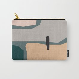 // Shape study #20 Carry-All Pouch