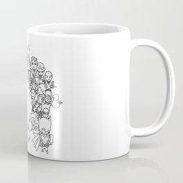 The Hero This City Deserves (Ink) Coffee Mug