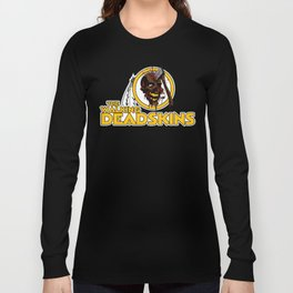 The Walking Deadskins Long Sleeve T-shirt