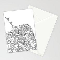 Good Ole San Francisco Stationery Cards