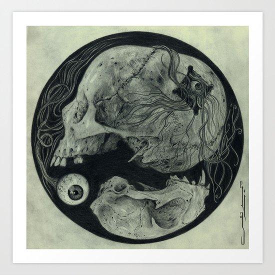 Still Death Art Print
