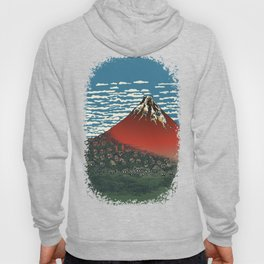 Mount Pugs Fuji Hoody
