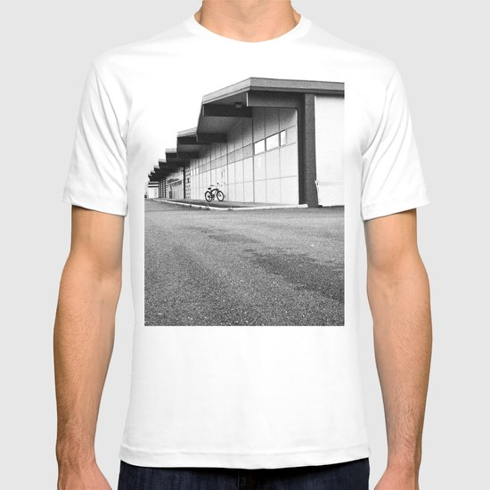 South Tacoma architecture T-shirt