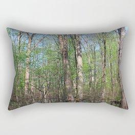 Just a Wanderer Rectangular Pillow