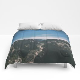 Zion National Park Comforters