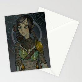 Warden Mahariel Stationery Cards