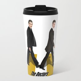 The Doctor who at abbey road iPhone 4 4s 5 5c 6 7, pillow case, mugs and tshirt Travel Mug