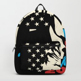 Donald Trump 2020 Gift USA Election Backpack