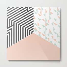 Pink Room #society6 #decor #buyart Metal Print